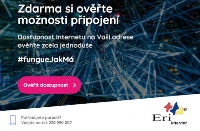 Český bezdrát spustil prázdninovou akci: Internet na 3 měsíce zdarma a dvojnásobná rychlost připojení