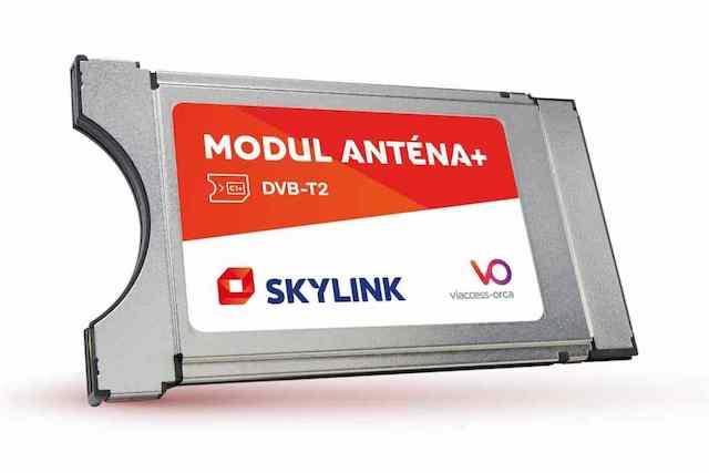 Skylink spustil placené vysílání ve standardu DVB-T2