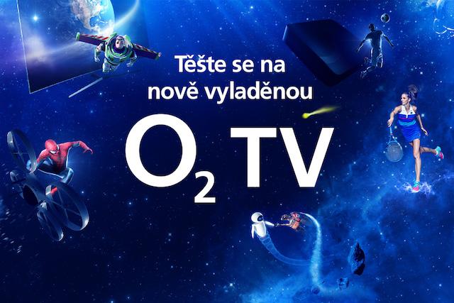 O2 TV letos divákům nabídne novou platformu a modernější set-top boxy