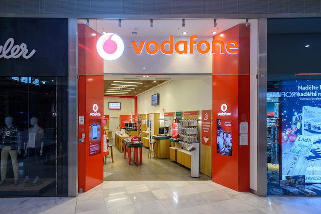 ČEZ vyjednává o koupi Vodafonu