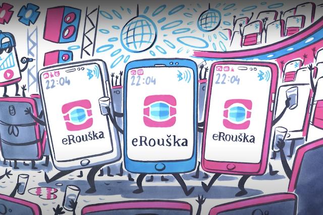 eRouška změnila kvůli nové mutaci vyhodnocování rizikových kontaktů