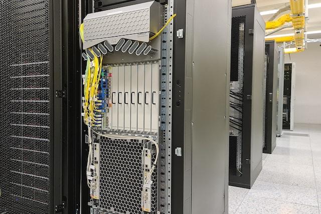 O2 navýšilo kapacitu přenosové sítě a překonalo hranici 1 Tb/s