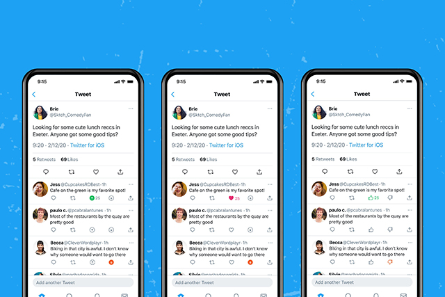 """Twitter přidává nová tlačítka, přibyde i možnost """"Nelíbí se mi"""""""
