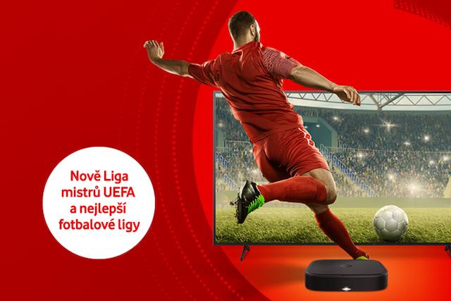 Vodafone TV nabídne kanály Nova Sport 3 a 4, získejte je na 3 měsíce zdarma