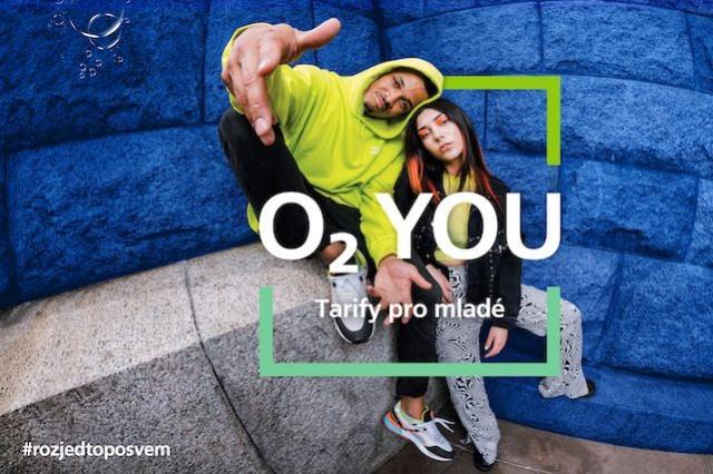 O2 zrychlí tarify pro mladé a aktivuje u nich 5G