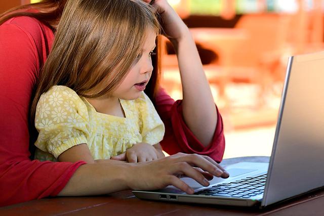 Dítě a počítač