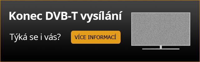 Konec DVB-T