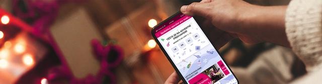 T-Mobile adventní kalendář