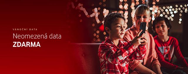 Vodafone neomezená data