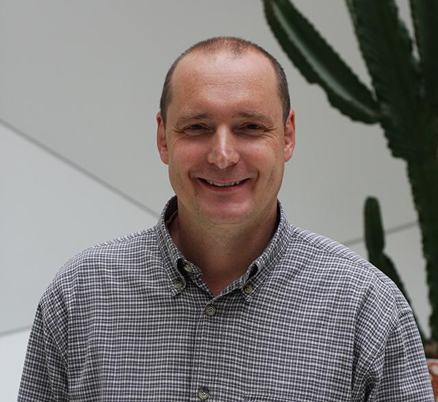 ředitel rozvoje sítě ve Vodafone Jiří Švarc