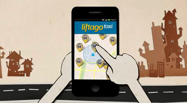 Liftago Taxi