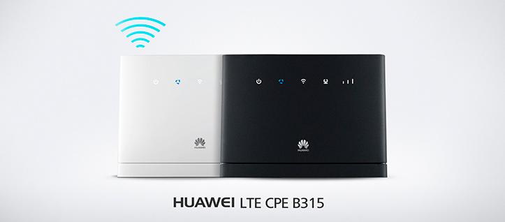 LTE modem Huawei B315