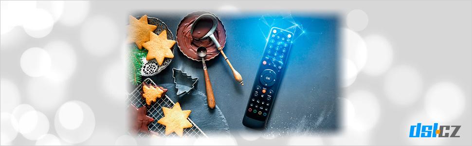 O2 TV Vánoce 2016 - programy zdarma