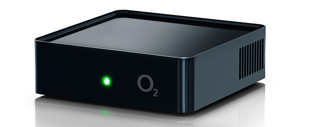 Nový set-top-box O2 TV Air