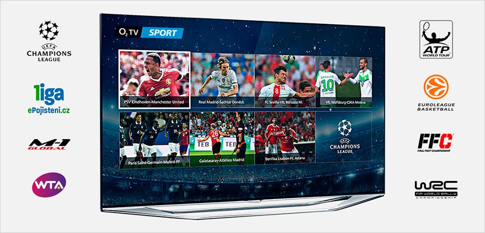 O2 TV Sport - program 2016