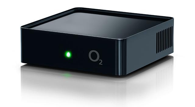 Set-top-box- O2 TV Air