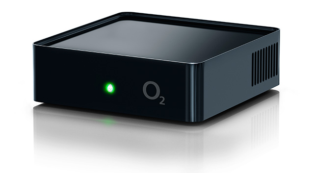 Set-top-box- O2 TV Air