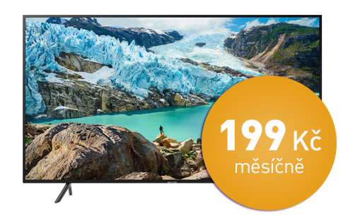 Oslavte Vánoce s chytrou televizí Samsung