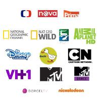 Kanály Digi TV