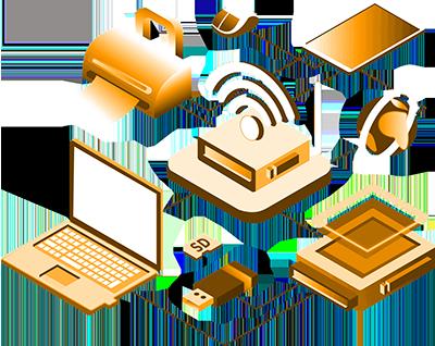 Připojení k internetu v domácnosti