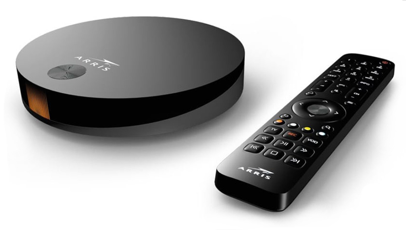 Set-top box Arris VIP 4205