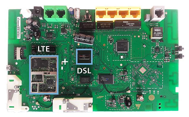 Hybridní modem kombinuje 2 technologie