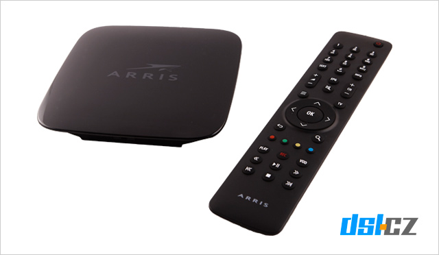 T-Mobile TV set-top-box a ovládání