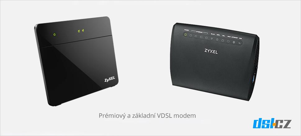T-Mobile Pevný internet 20 Mb/s - základní a prémiový modem