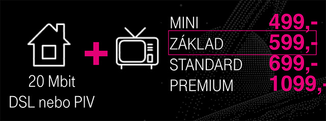 T-Mobile Internet + TV