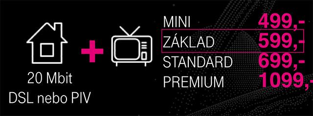 T-Mobile Internet + TV