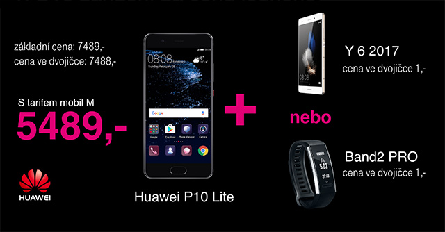 Huawei P10 Lite od T-Mobile