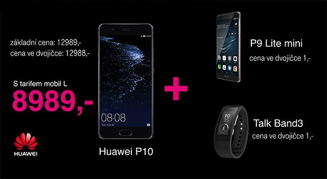 Huawei P10 na Vánoce