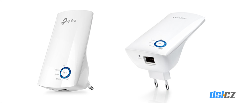 Wi-Fi repeater TP Link zdarma