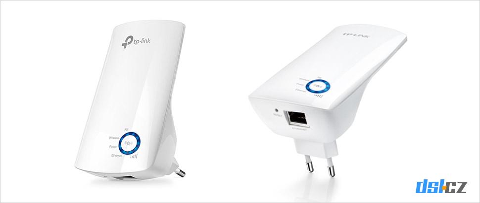 Wi-Fi zesilovač TP Link zdarma